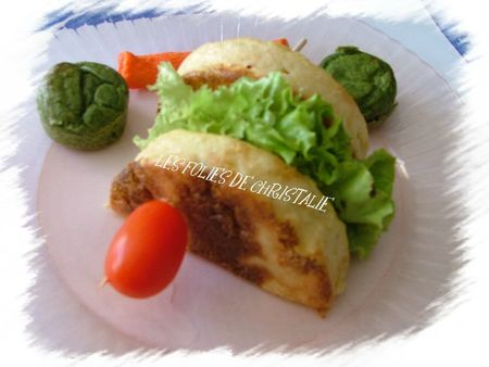 Flans de légumes 4