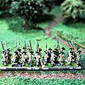 Grenadiers rassemblés de dos 3