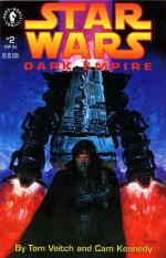 dark horse star wars dark empire 02