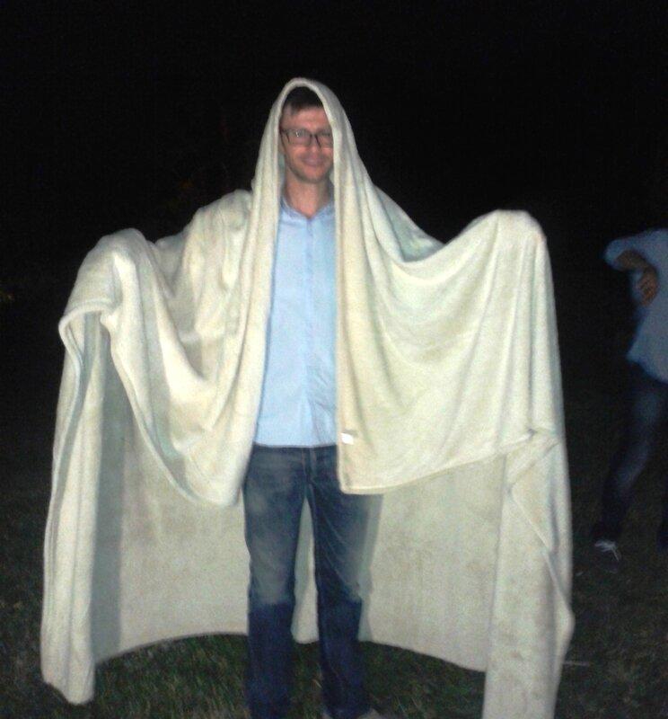 Le fantôme du golf