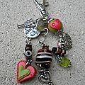Grigris de sacs et porte clés