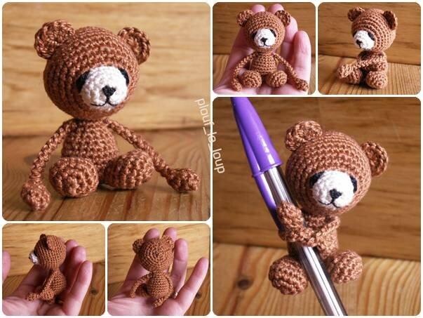 crochet_ourson marron moyen_2014 02