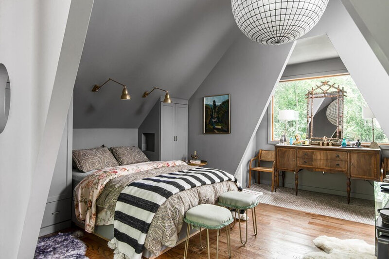 Louisa Pierce's Vintage Eclectic Nashville Home is For Sale TheNordroom (69)