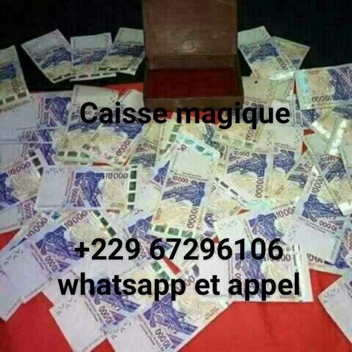 CAISSE MAGIQUE