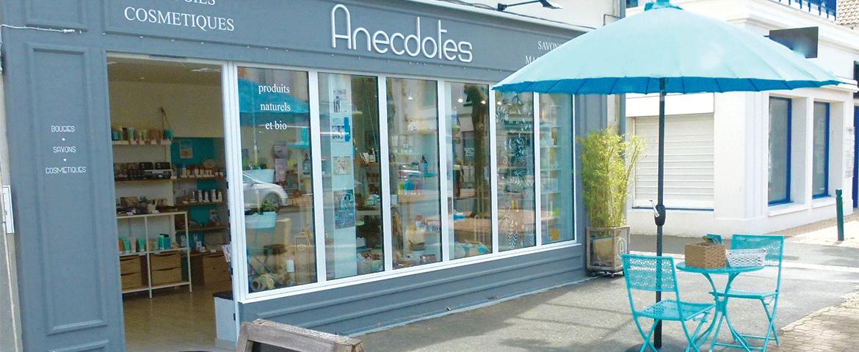 Bannière Anecdotes shop