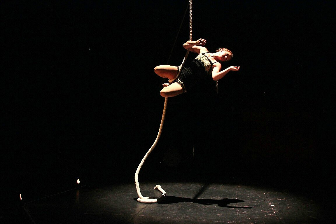 Circo Zoé - Cirque Electrique_5224