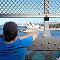 Vue d'Harbour Bridge