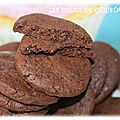 Cookies tout chocolat ( thermomix)