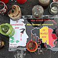 Hommage attentats Belgique, République_9470
