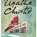 The man in the brown suit, d'agatha christie
