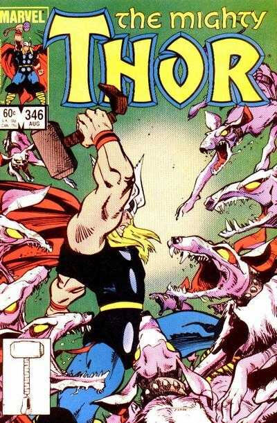 mighty thor 1966 346