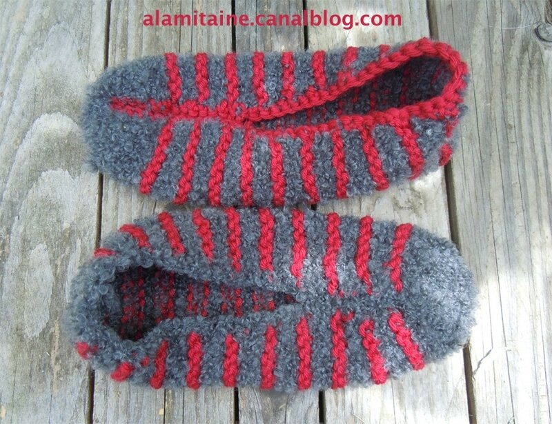 chaussons quebec37