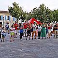 Fête CAUDROT Concours de PÊCHE - Soirée PAELLA - Feux d'artifice