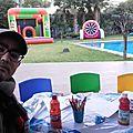 Organisation des fêtes , organisation des événements pour enfants