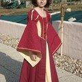 Costume de princesse médievale (partie 4)