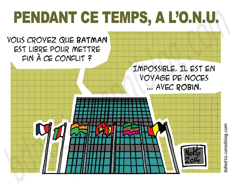 08 - 2014 - ONU Batman