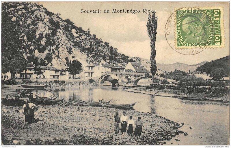 Rjéka – Rijeka Crnojevića