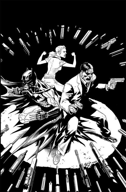 batman saga 30 variant
