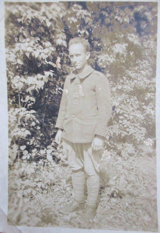 1940 Joseph Q prisonnier