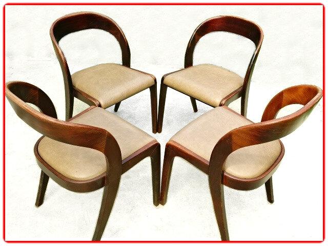 chaises vintage Gondoles