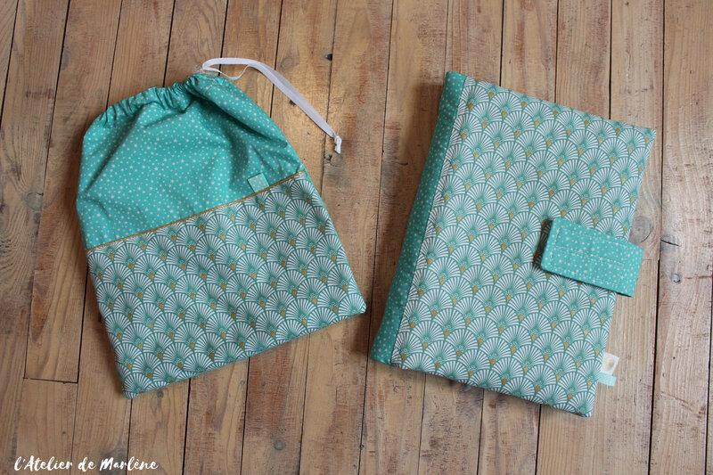 sac linge sale et pochette lingettes