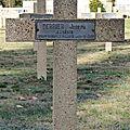 Derrier joseph (argenton sur creuse) + 24/05/1917 petit monthairon (55)
