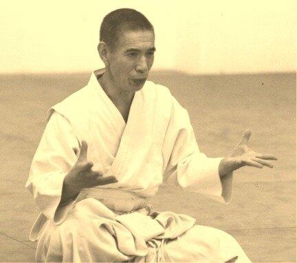Maître Masamichi Noro