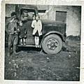 Photos anciennes en noir et blanc