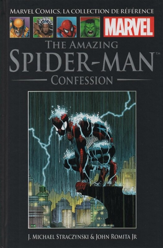 hachette 030 spiderman confession