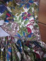 Robe ODILE en coton esprit Liberty - taille 40 (4)