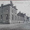 93 Aubervilliers - rue du Vivier - Ecole