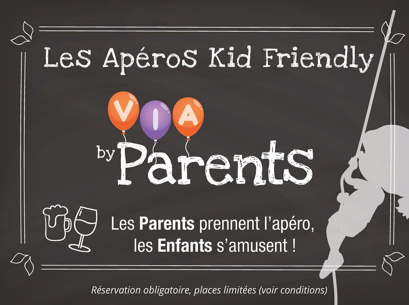 Apéro Kid Friendly de ViaParents