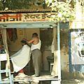 Instantanés de la vie courante au rajasthan