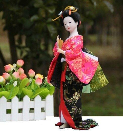 Geisha en beauté