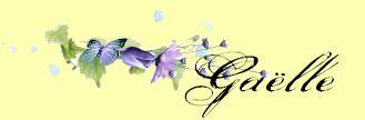 signature gaelle