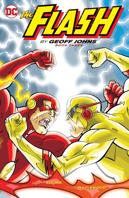 flash by geoff johns vol 3 TP