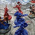 Warhammer underworlds : shadespire - nouveaux combats dans la cité-miroir