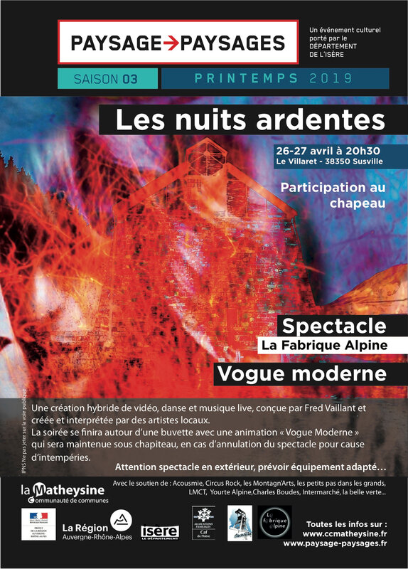 flyerLesNuits Ardentes