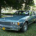 CHEVROLET Caprice Classic 4door Sedan Baden Baden (1)