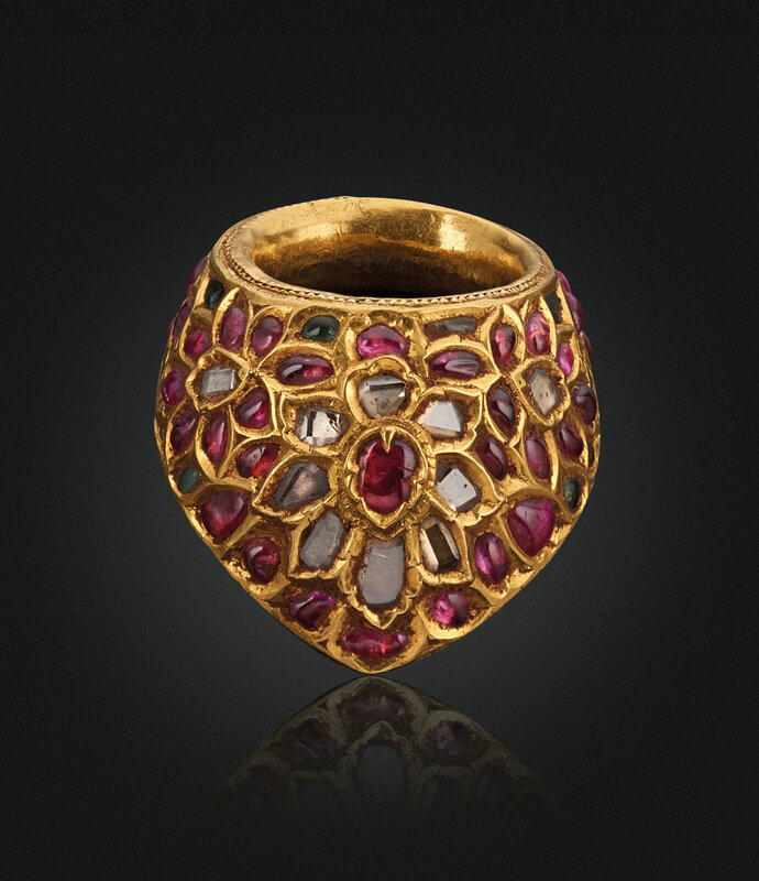 2019_NYR_17464_0014_000(a_gem_set_gold_archers_ring_south_india_or_deccan_possibly_tanjore_175)