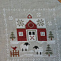 Farmhouse christmas 1-2-3-