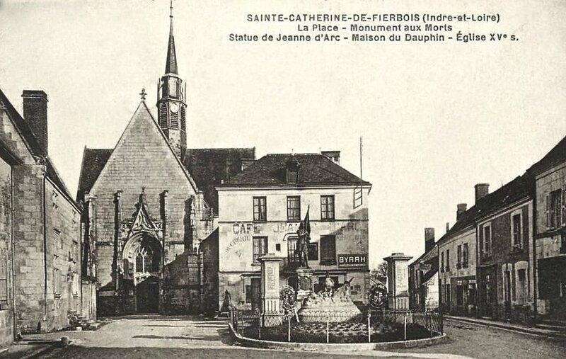 Sainte-Catherine-de-Fierbois (2)