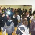 1ère action : 10 mars - occupation de st maurice et nuit des ecoles a sembat