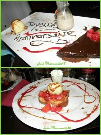 montage dessert Nina