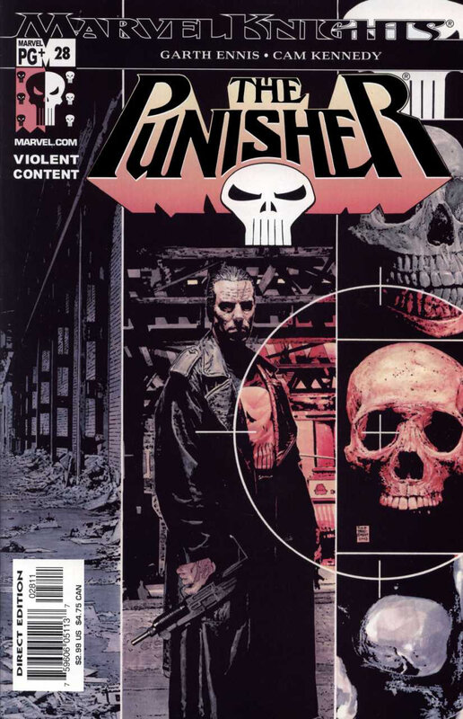 punisher marvel knights V3 28