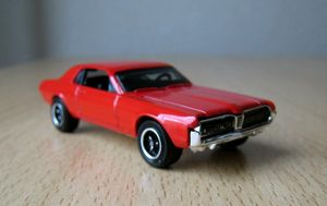 Mercury cougar 1968 01 -Matchbox- (2003) (1