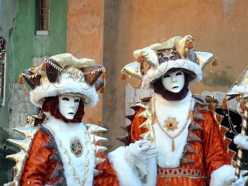Carnaval Vénitien d'Annecy organisé par ARIA Association Rencontres Italie-Annecy (48)
