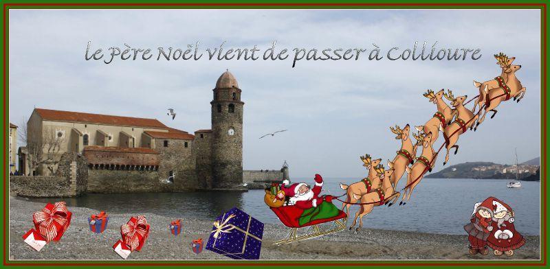 Collioure Noel 2011