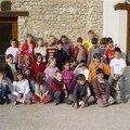 Rencontre 2008 des jeunes des classes primaires