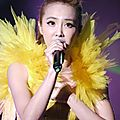 Jolin at eva air 20th anniversary concert